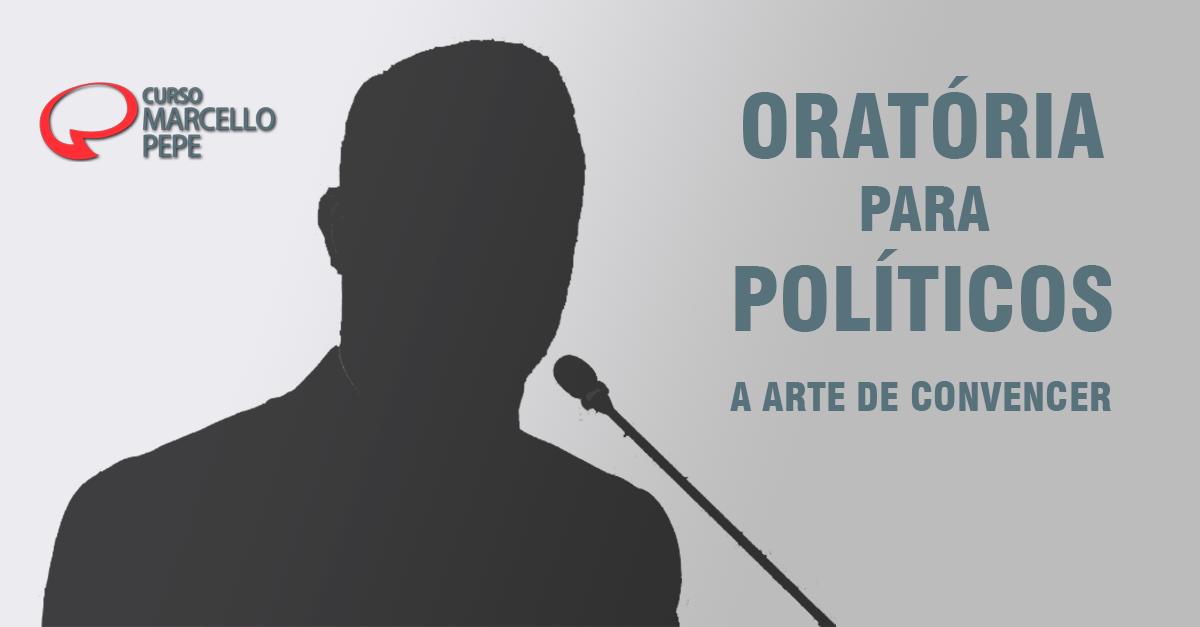 Oratória para candidatos